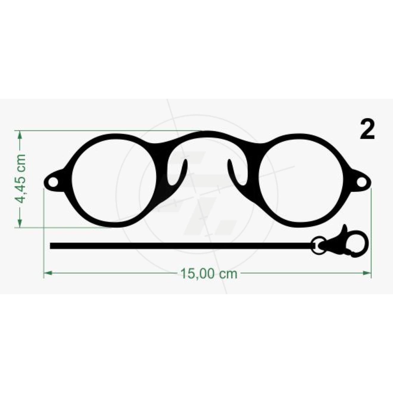 aufkleber brille kneifer zwicker brillengestell schaufensteraufkleber und fensterfolien. Black Bedroom Furniture Sets. Home Design Ideas