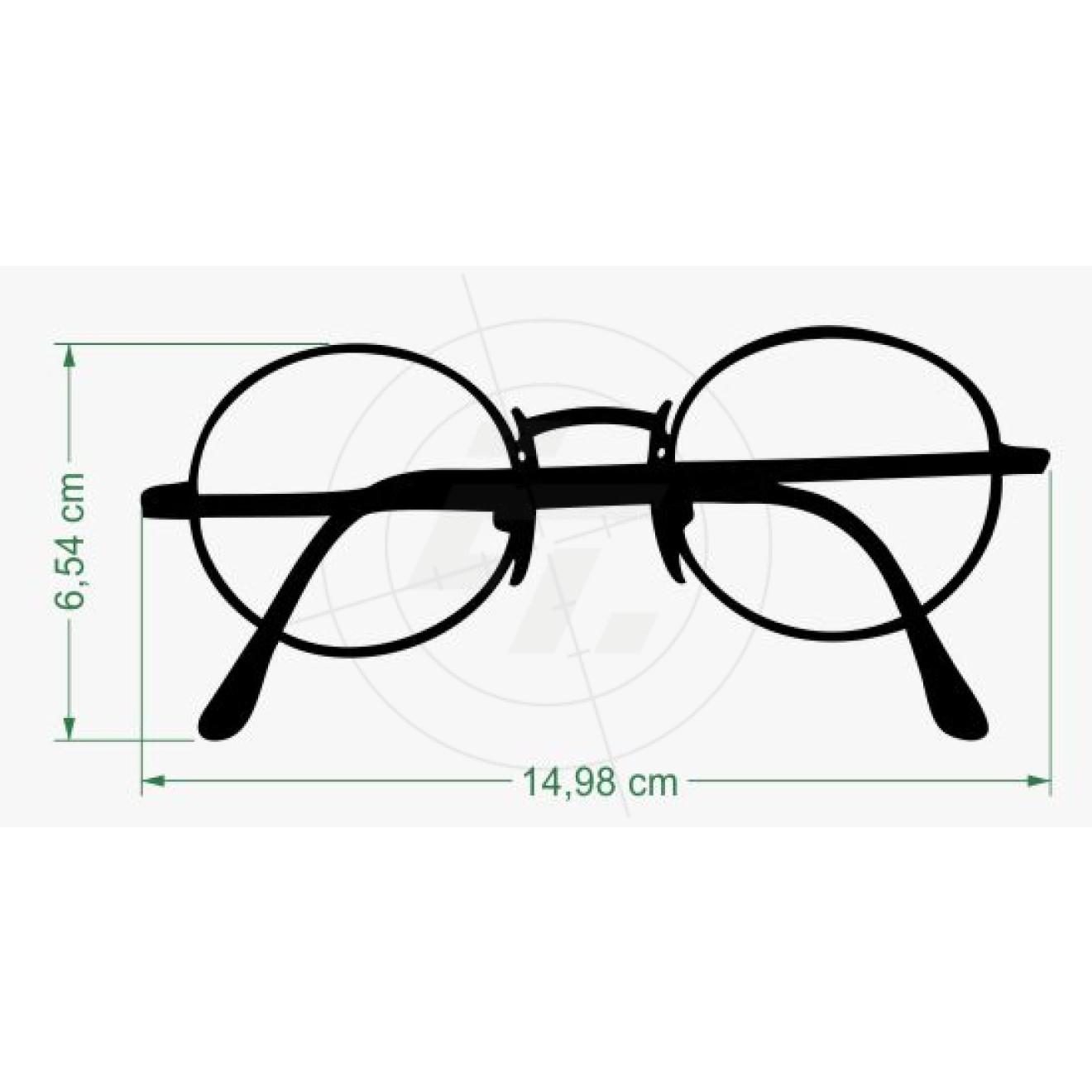 aufkleber brille brillengestell mit brillenb geln schaufensteraufkleber und fensterfolien. Black Bedroom Furniture Sets. Home Design Ideas