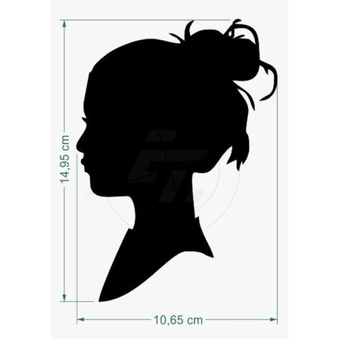 Clip Art Women's Dress Clipart - Clipart Kid   Silhouette, Dress silhouette,  Woman silhouette