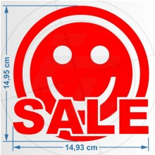 Sale, Button